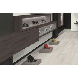 Egger Classic 8mm - Cortina Oak White EPL034