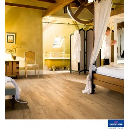 Quick-Step Impressive Ultra Laminate Flooring - Classic Oak Natural IMU1848
