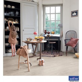 Quick-Step Largo Laminate Flooring - Dominicano Oak Grey LPU1663