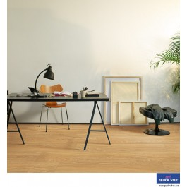 Quick-Step Perspective Wide Laminate Flooring - Oak Natural Oiled ULW1539