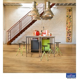 Quick-Step Perspective Wide Laminate Flooring - Reclaimed Chestnut Natural ULW1541
