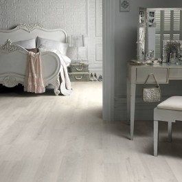Karndean Van Gogh Vinyl Flooring - White Washed Oak VGW80T