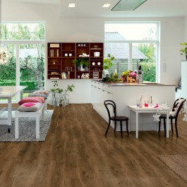 Pergo Optimum Click Vinyl Plank - Modern Coffee Oak V3107-40019