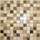 Polished Mosaic Tile (23x23mm)