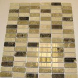Polished Mosaic Tile (48x15mm)