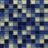 Reflections Glass Mosaics (25x25mm)