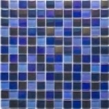 Spring Metallic Lustre Glass Mosaics (23x23mm)