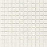 Galaxy White Sparkle Glass Mosaic (23x23mm)