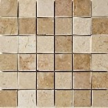 Bahama Polished Beige Mixed Mosaics (48x48mm)