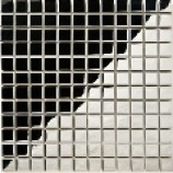 Metal Mosaics Gloss Silver (23mmx23mm)