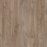 Quick-Step Balance Click+ Vinyl - Canyon Oak Dark Brown With Saw Cuts BACP40059