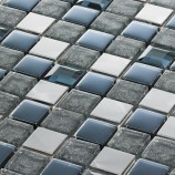 Cadence Stainless Steel Mosaic