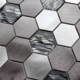 Colorado Hexagonal - Mosaic Sheet 14828PK10