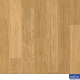 Quick-Step Eligna Laminate Flooring - Varnished Oak Natural EL896