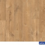 Quick-Step Perspective Wide Laminate Flooring - Oak With Saw Cuts Nature ULW1548
