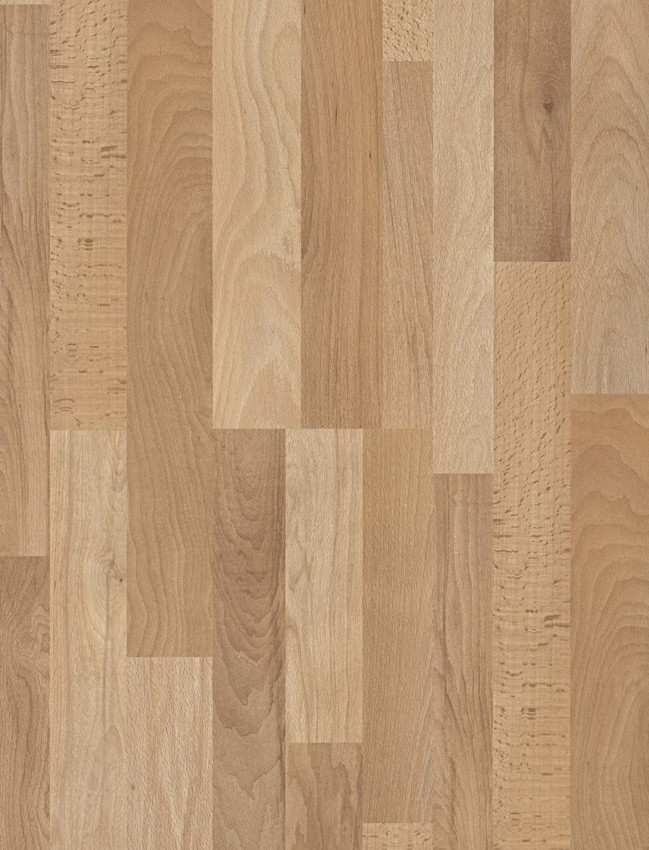 Pergo domestic extra classic plank european beech 3 strip for Laminate flooring specifications