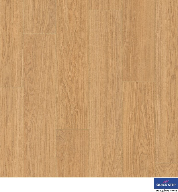 Quick step perspective laminate flooring oak natural for Cheap flooring solutions