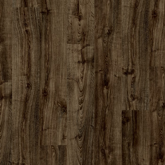 Premium Click Modern Plank Black City Oak Vinyl Planks